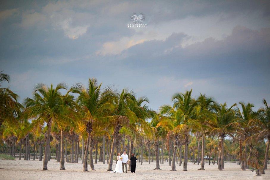 nászút és esküvő egyben