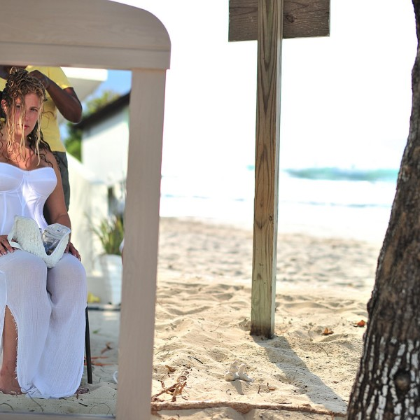 Eloping in the Caribbean - Jamaica Destination Beach Wedding - Sneak Peek