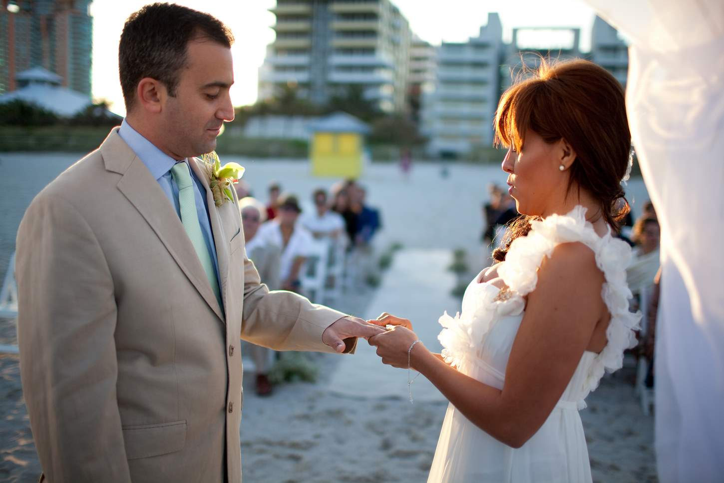 Miami Beach Wedding Pictures - Häring Photography