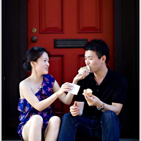 New York Engagement Pictures - Sneak Peek