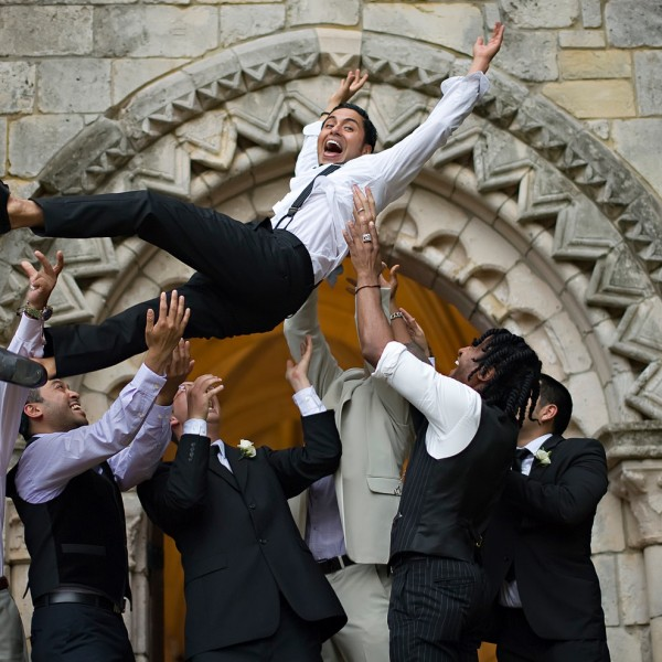Spanish Monastery - Wedding Pictures - Sneak Peek