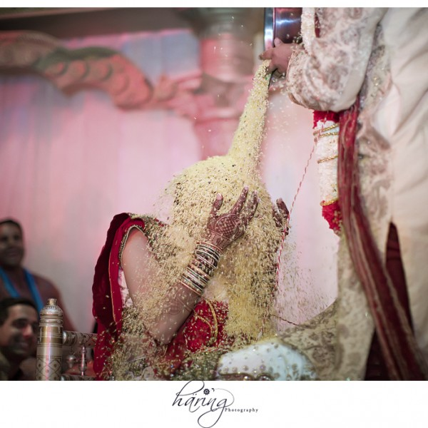 One of my Favorite Indian Wedding Ceremony Pictures - Indian Wedding Photographers
