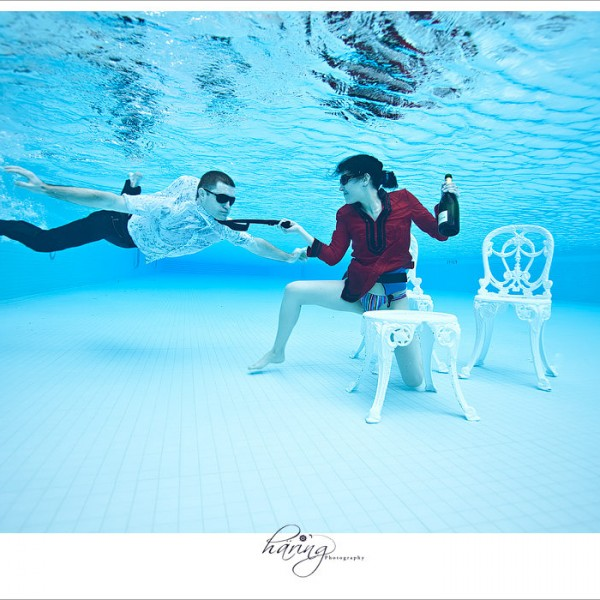 Underwater Engagement Photos, Miami - More Photos Coming Soon...