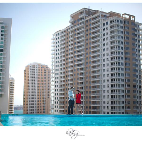 Dmitry + Anna Elope in Miami