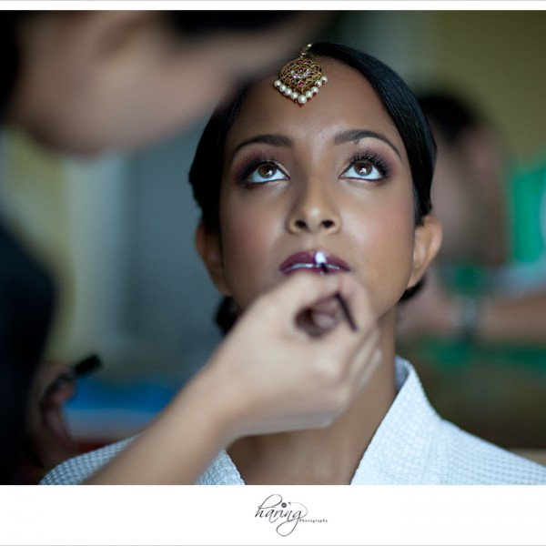 Moments - Puja Getting Ready
