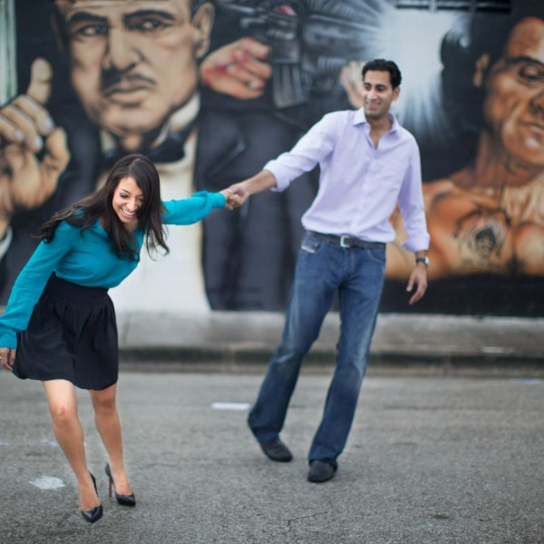 Top 10 engagement photo session locations in and around Miami