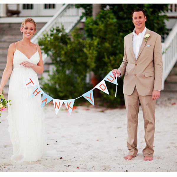 Sarah + Bryce - Tranquility Bay Beach House - Marathon