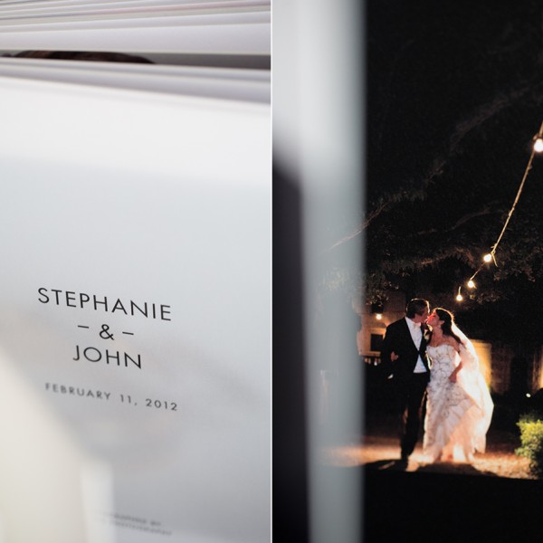 Wedding Album - Vizcaya, Miami - Stephaine + John