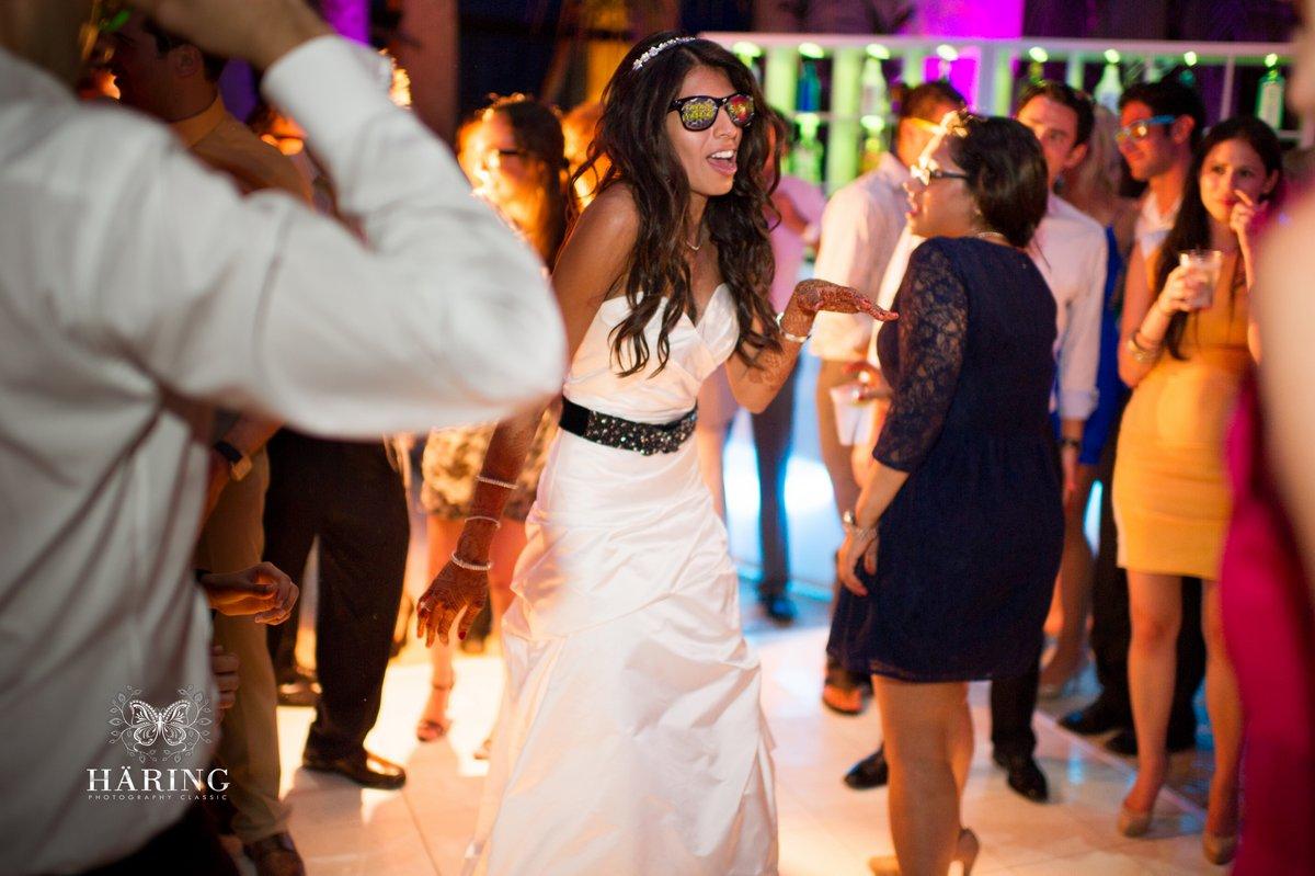 Dancing at Viscaya