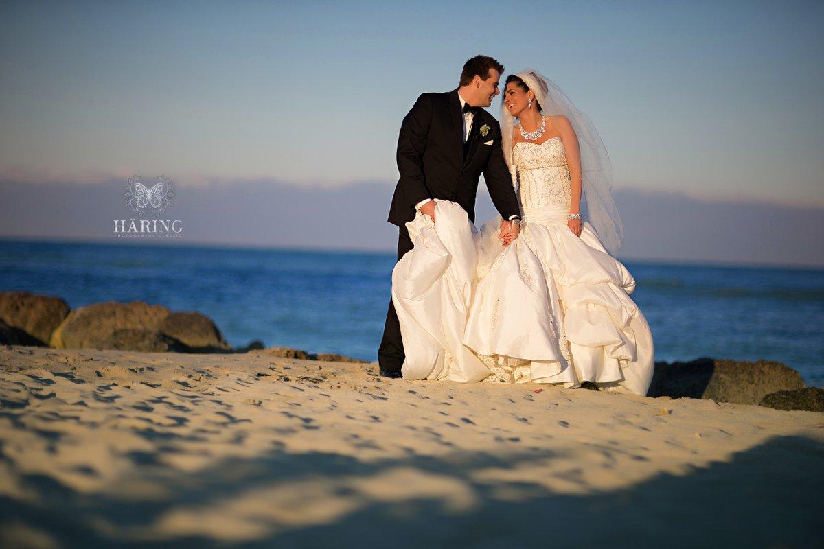 the palms hotel wedding photos