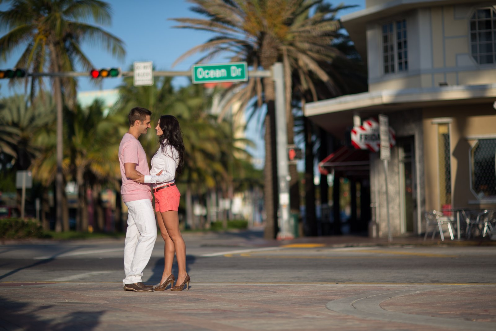 best miami engagement photos