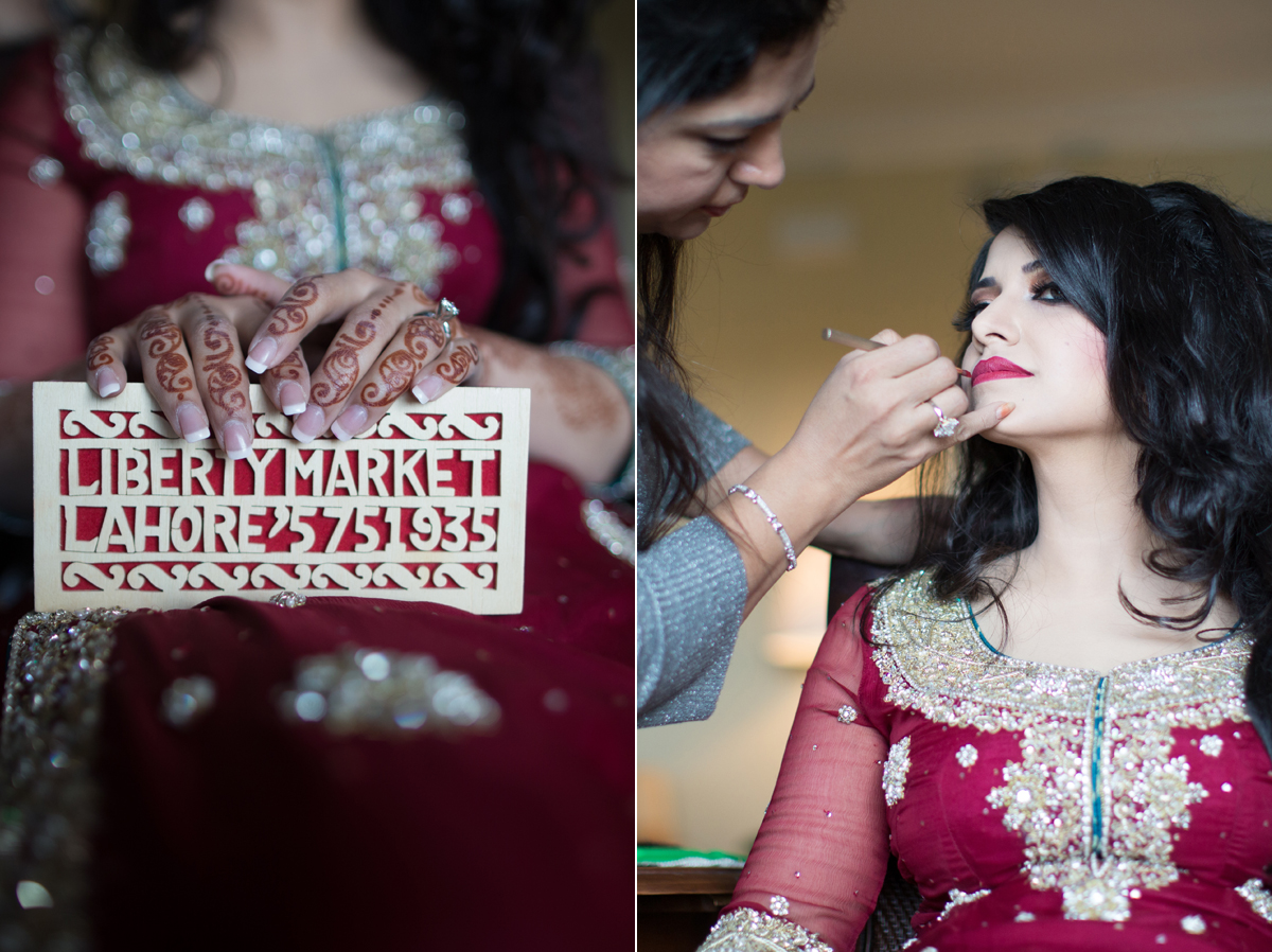 Best Pakistani wedding Getting ready pictures orlando