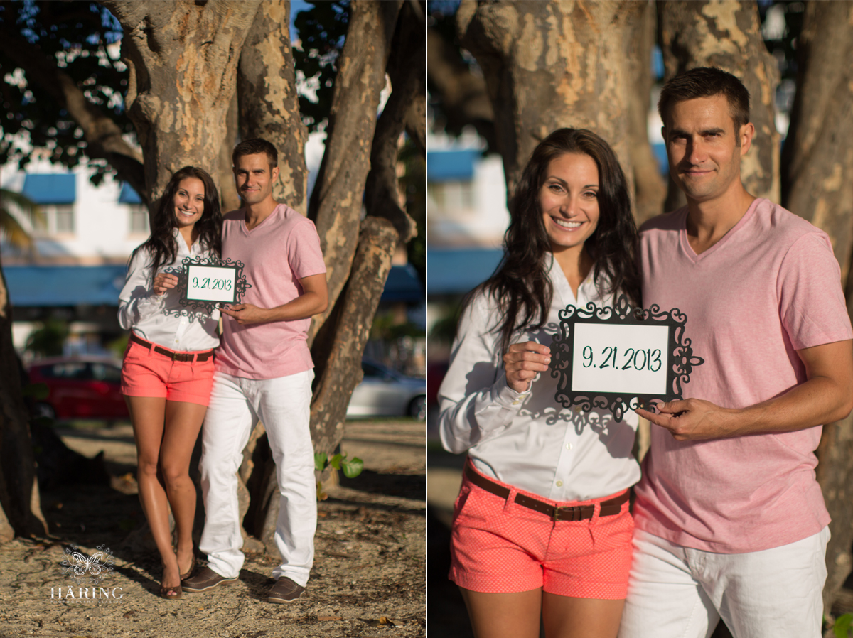 best miami engagement pictures