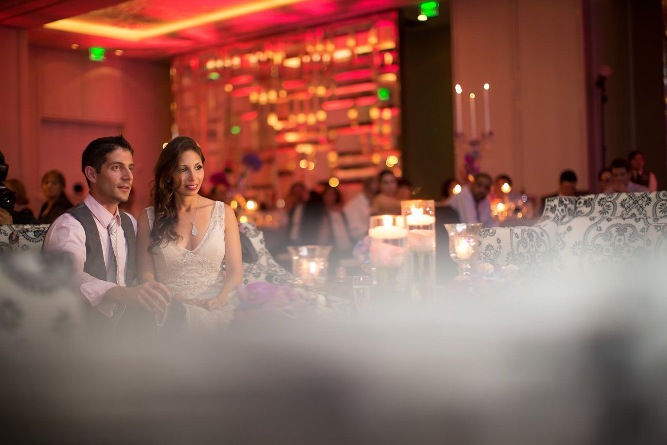 st regis miami wedding reception photos