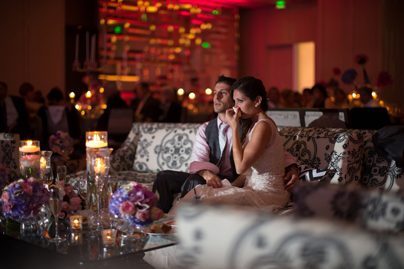 st regis miami wedding reception pictures
