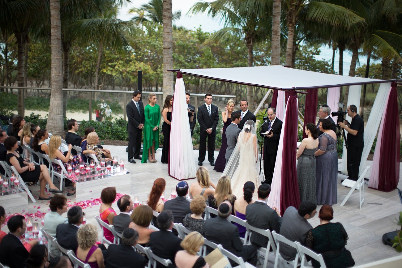 jewish candid wedding photos miami