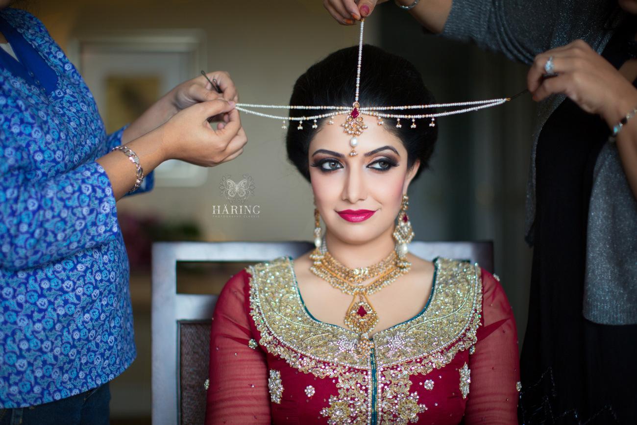 Glamorous Pakistani bride