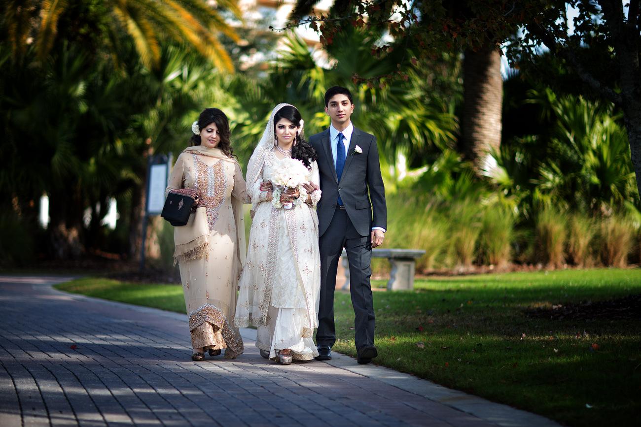 Rabia | Pakistani Wedding Photos - Ritz Carlton, Orlando