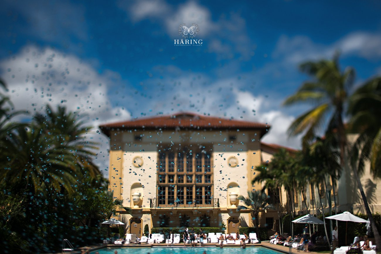 Biltmore hotel wedding photos miami