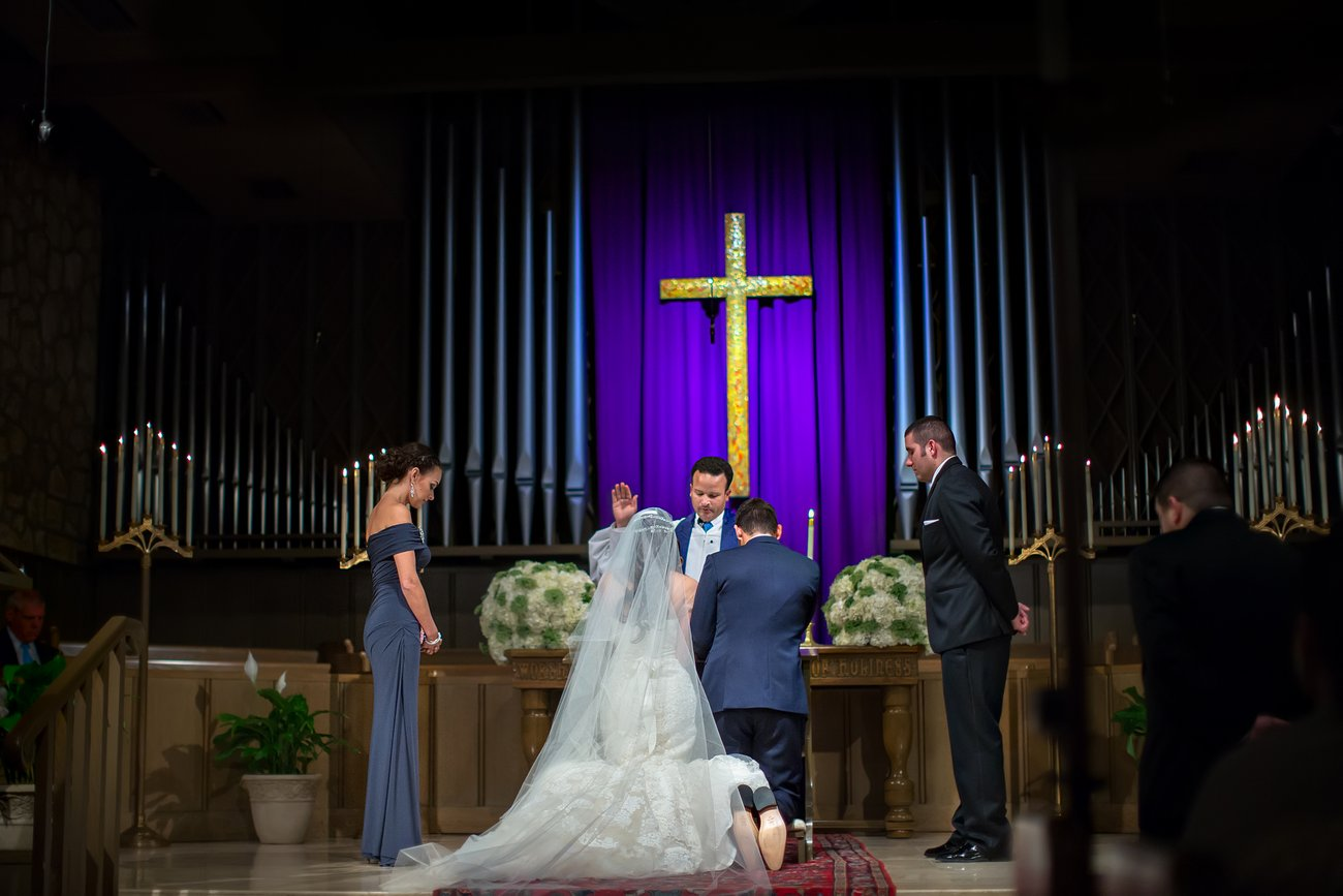 plymouth congregational church wedding photos