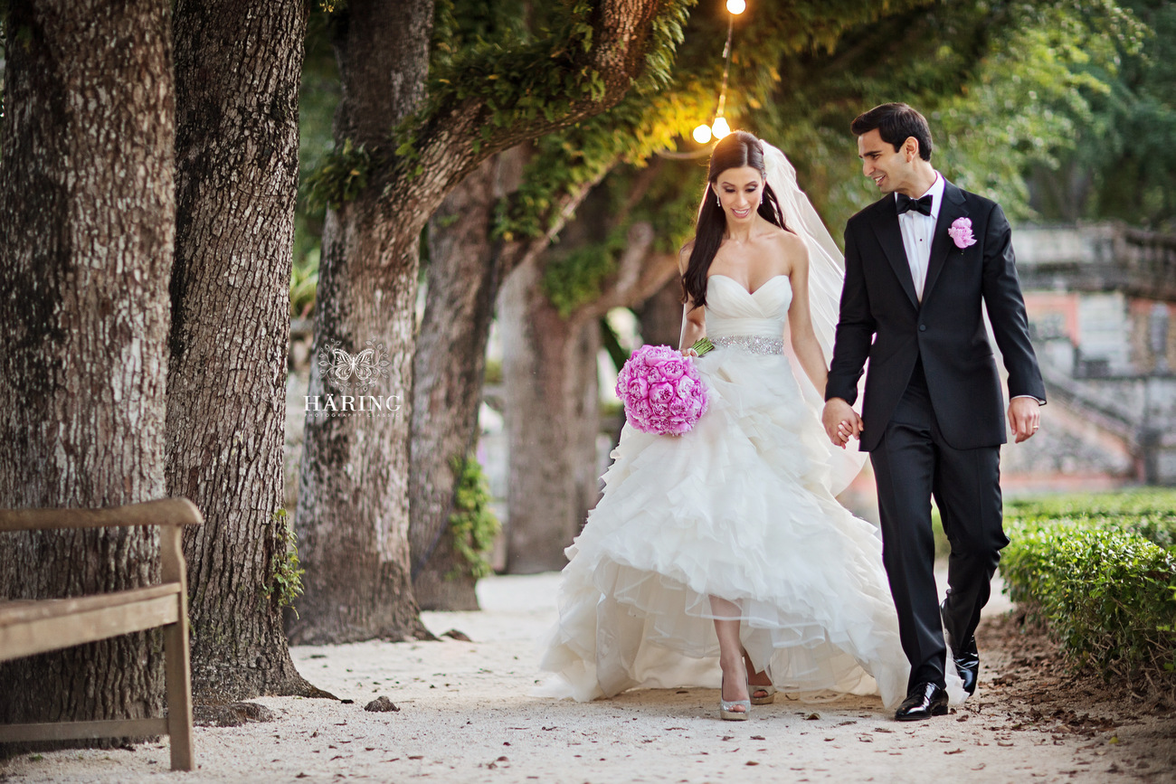 best vizcaya wedding pictures