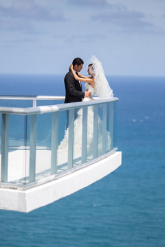 Andrew + Yelena | St. Regis Bal Harbour Resort,  Florida | Wedding Preview