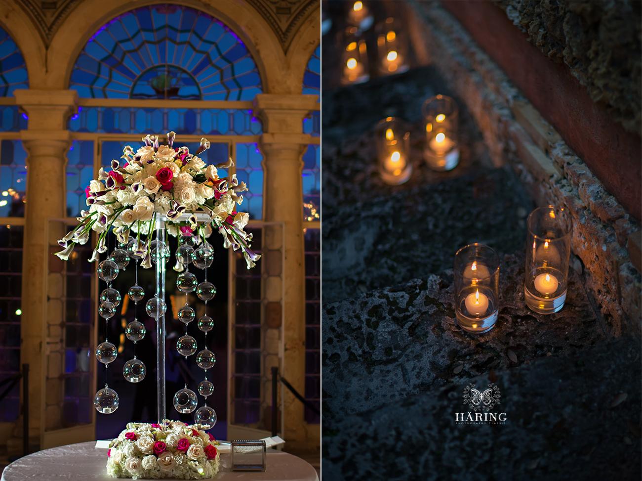 vizcaya wedding decoration