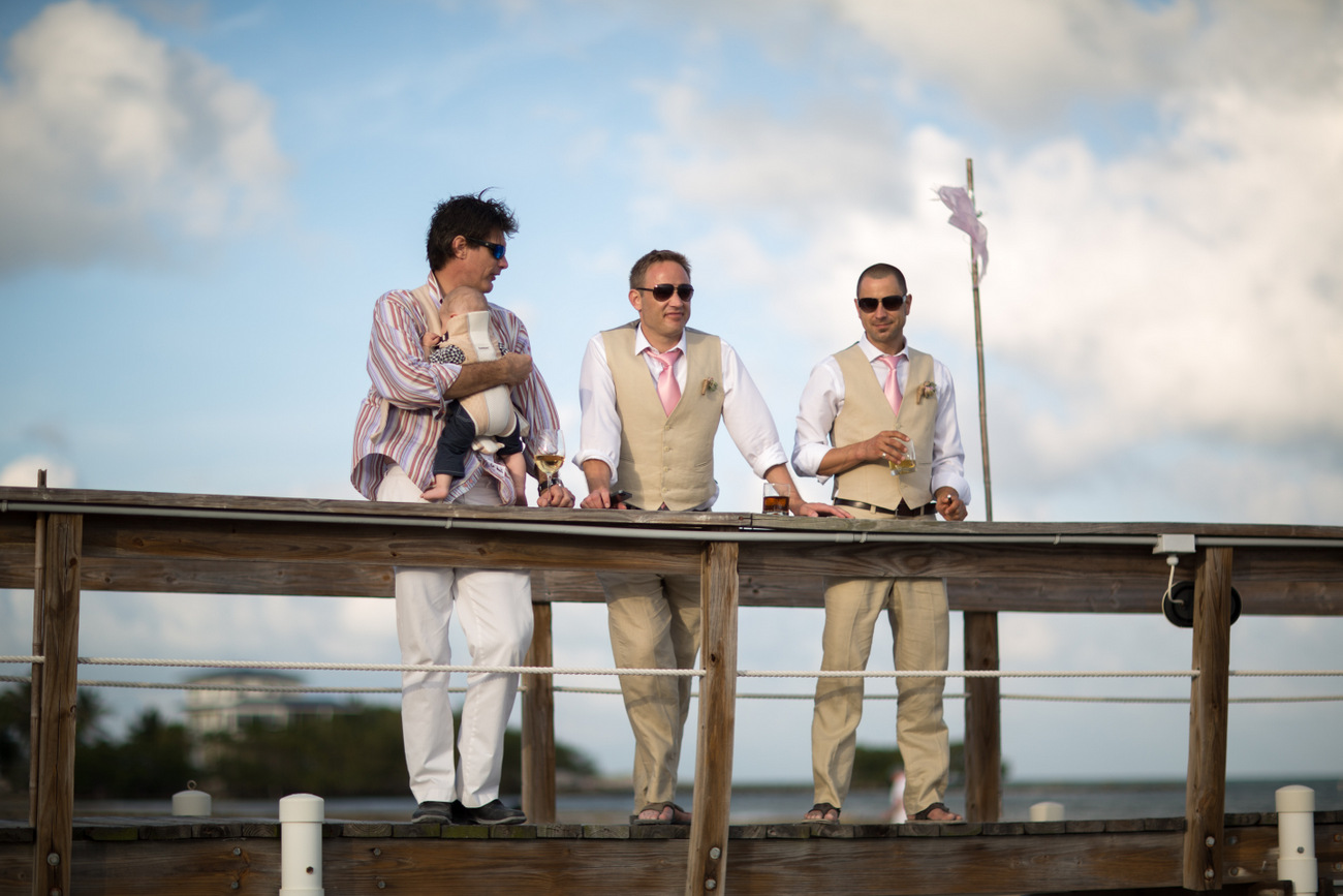 Islamorada film wedding pictures