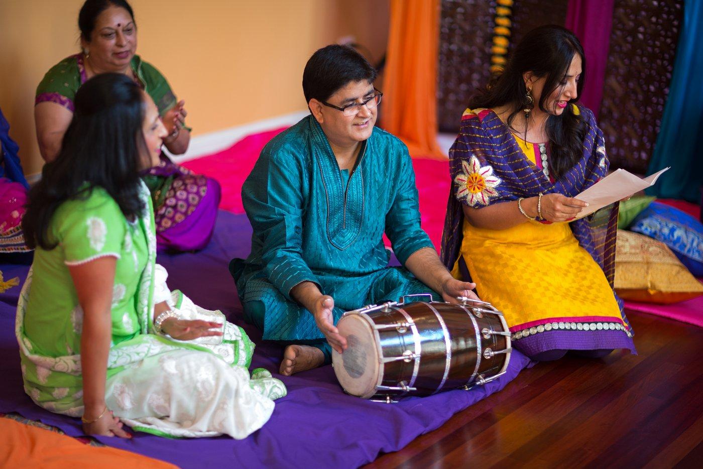 miami indian wedding photos