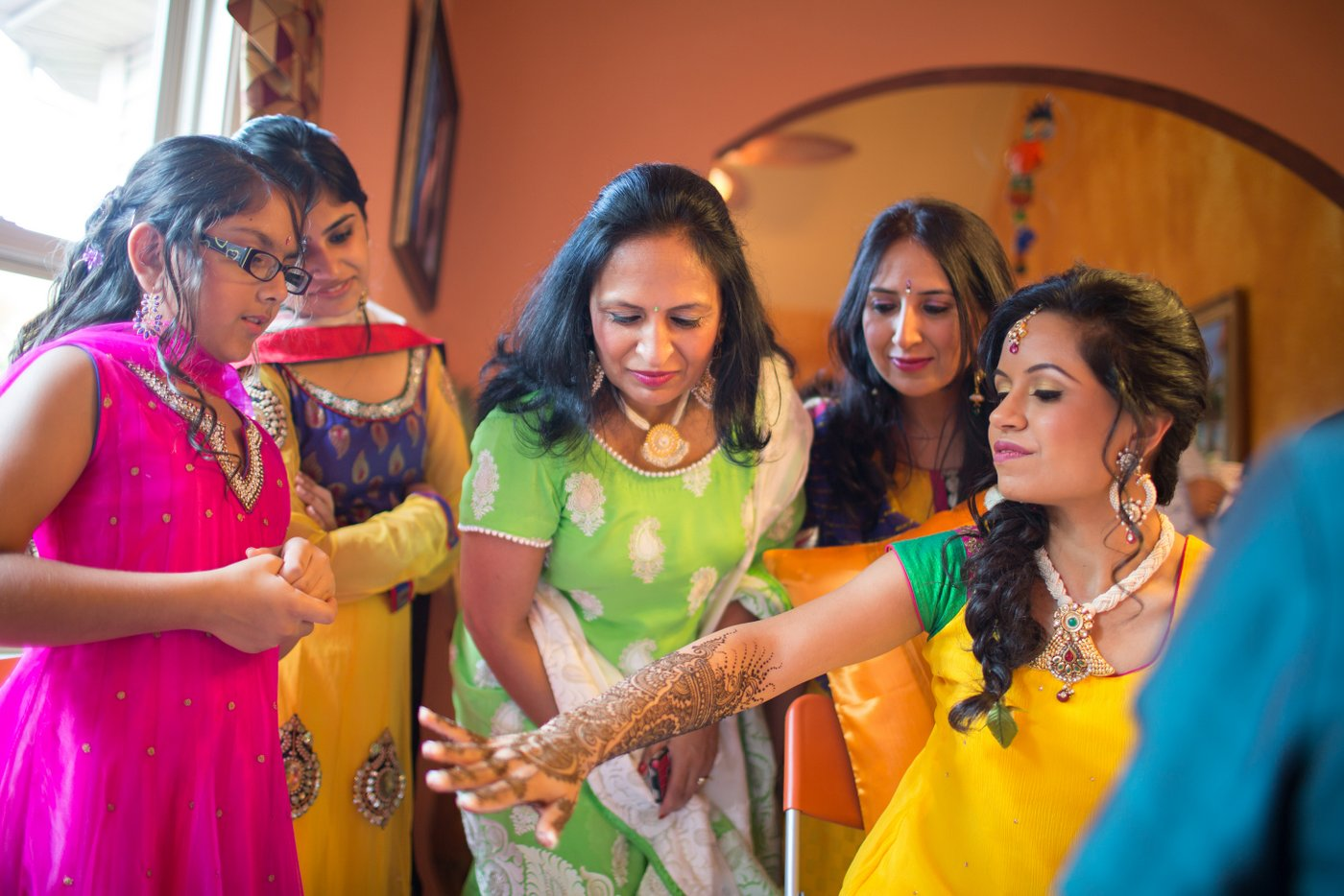 mehndi wedding photos south florida