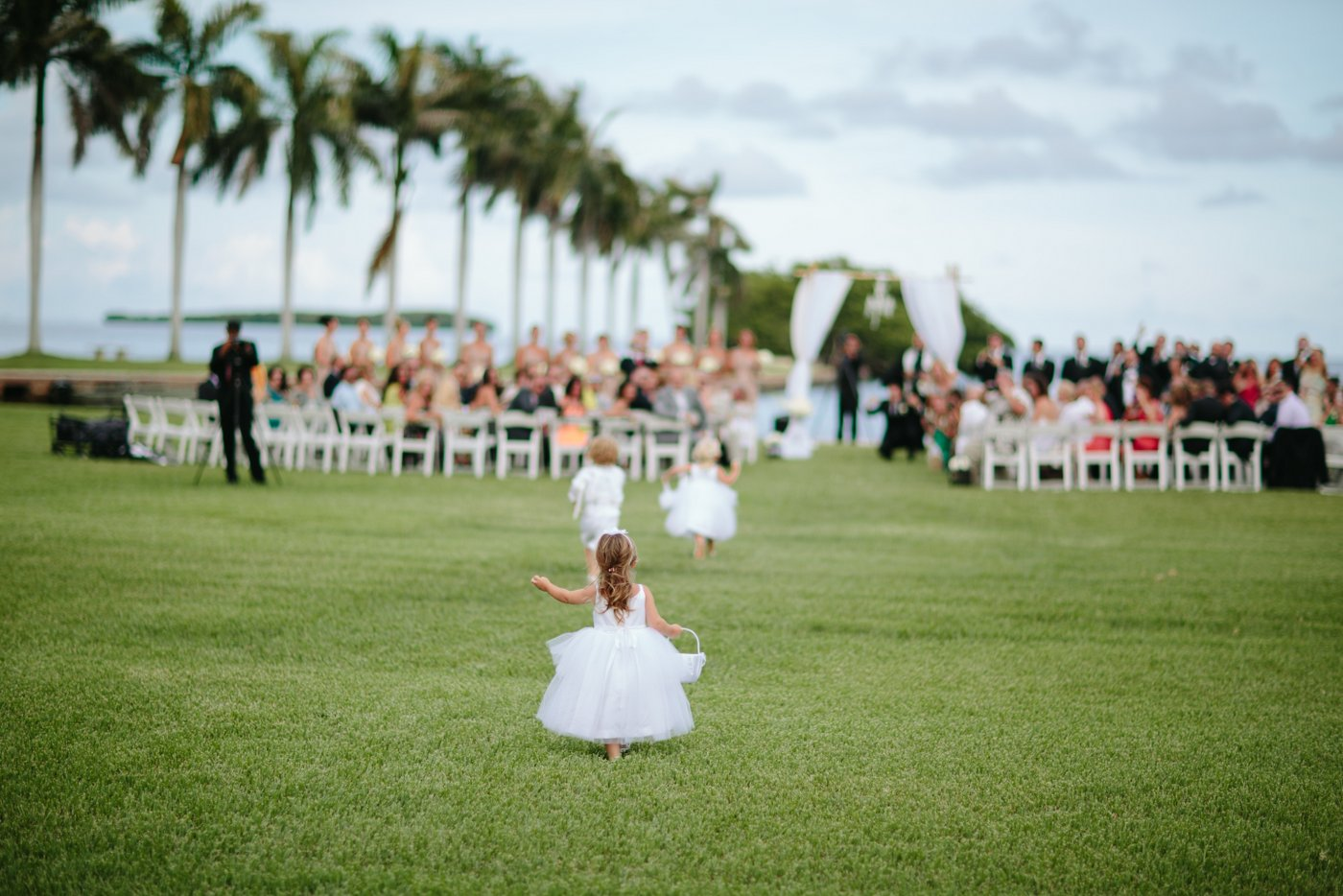 deering estate weddings on the lawn