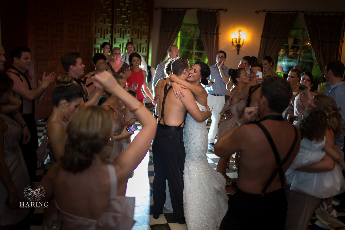 crazy wedding photographer