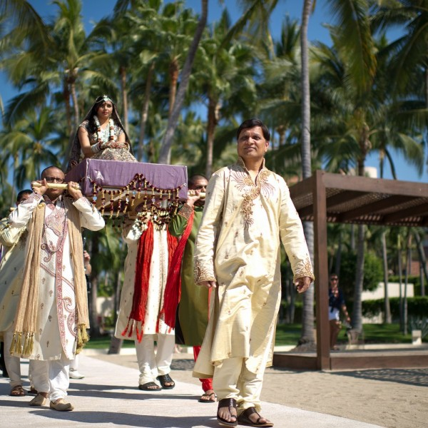 Chitra + Peter | Destination Wedding | Puerto Vallarta, Mexico