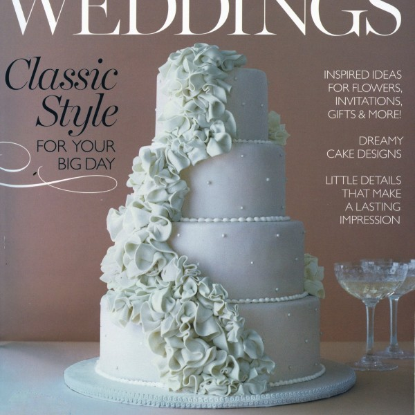 Southern Living Weddings - Florida Published Wedding