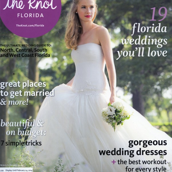 Fountaineblue|Miami Beach, Florida | Wedding Magazine Photo -The Knot