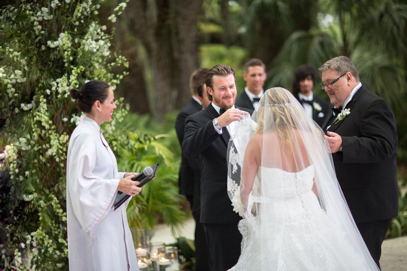 vizcaya ceremony photos miami, best wedding photographer miami, haring photography