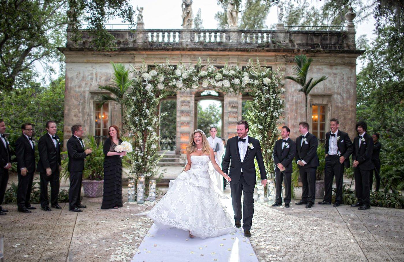 vizcaya miami wedding pictures