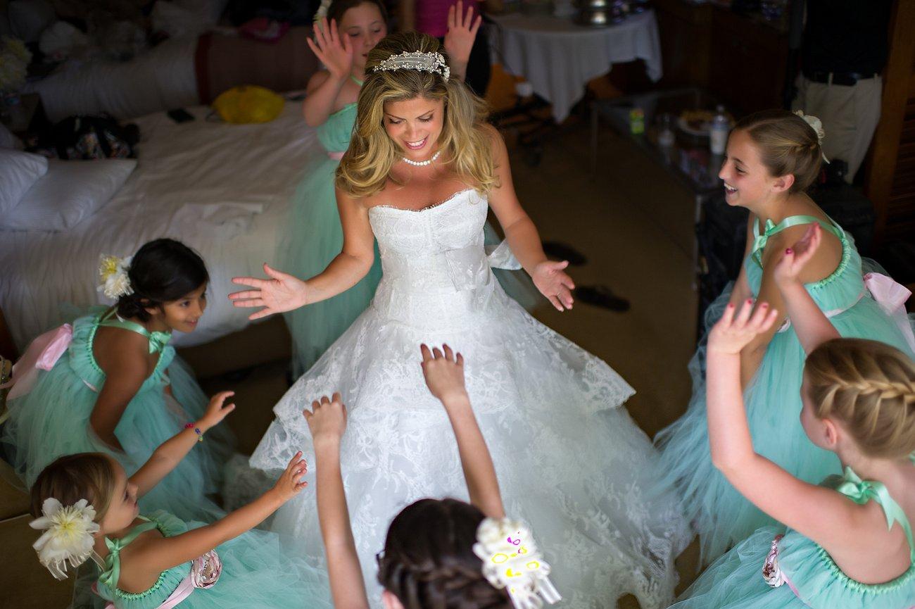 Tunberry Isle Wedding Suite Miami