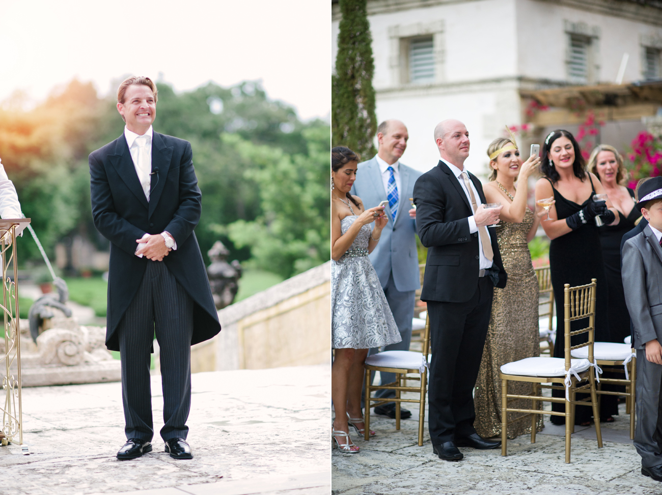 Vizcaya original wedding