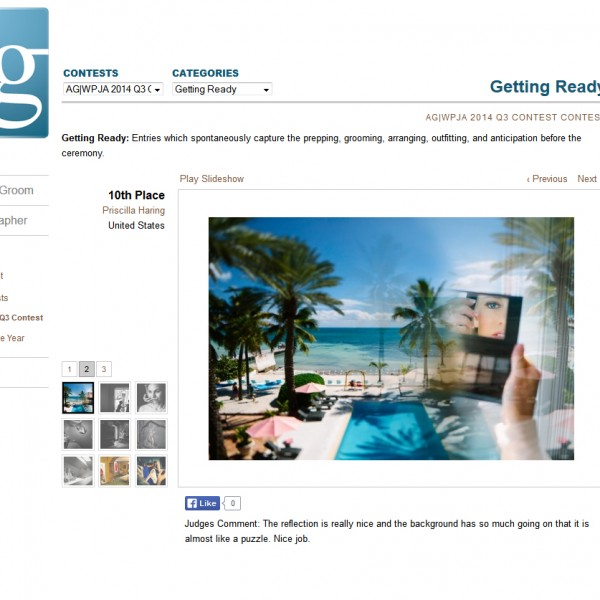 Latest International Award - Haring Photography - Creative Out of the Box Photo