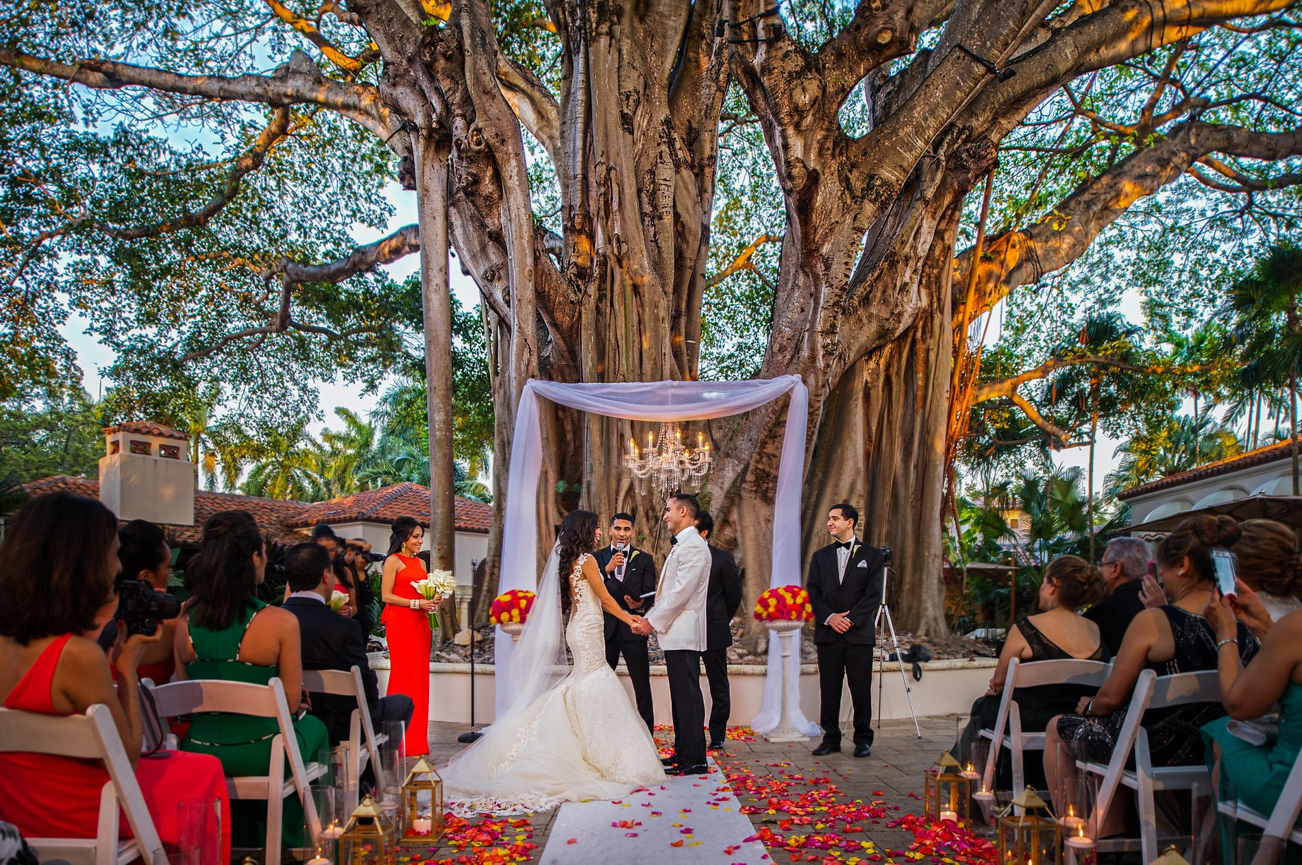 artistic wedding photographers miami