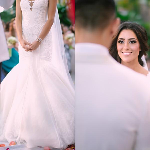Crystal + Eiman | Fisher Island Club Wedding | Miami, FL