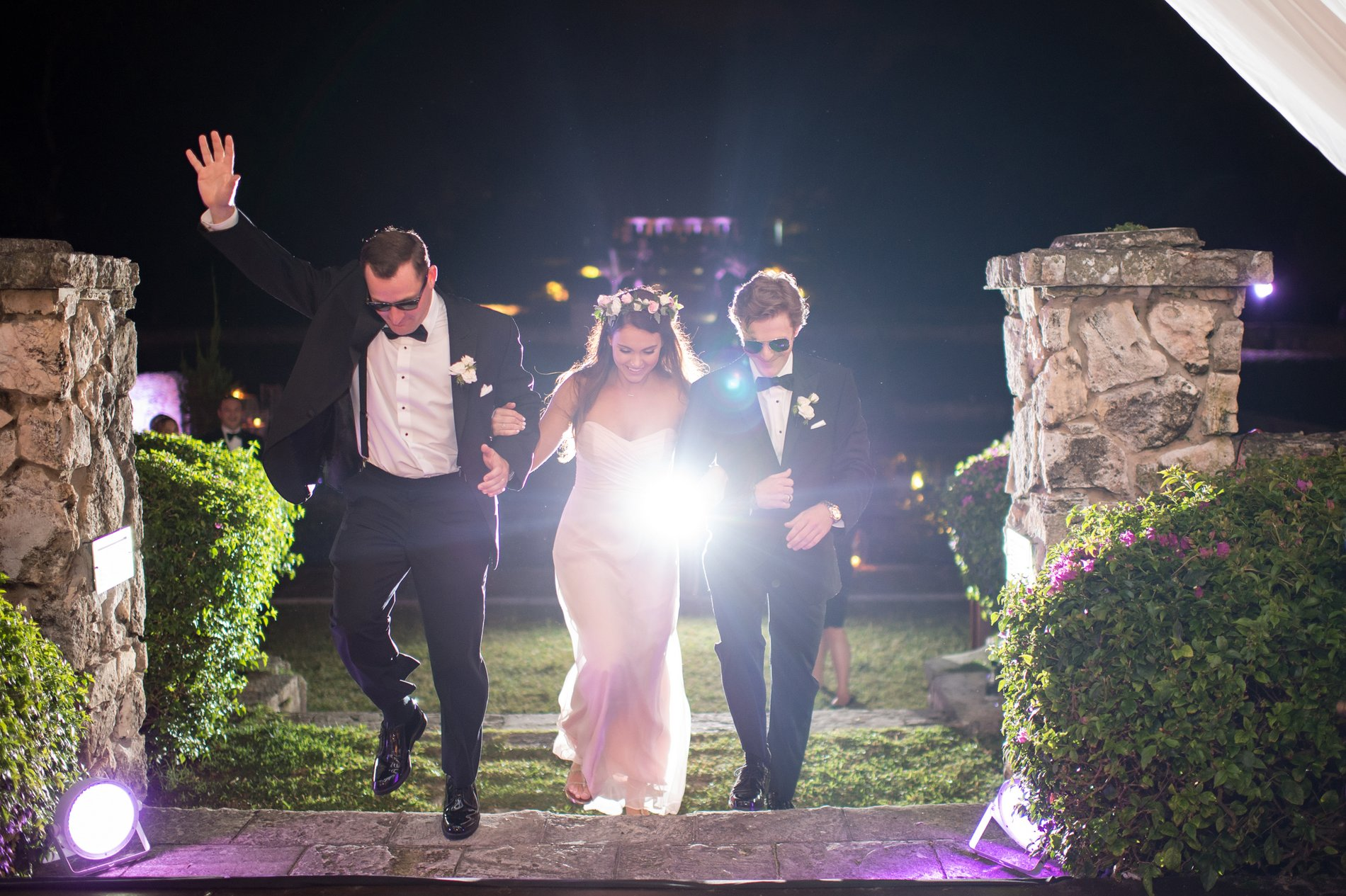 Best Bridal party entrance