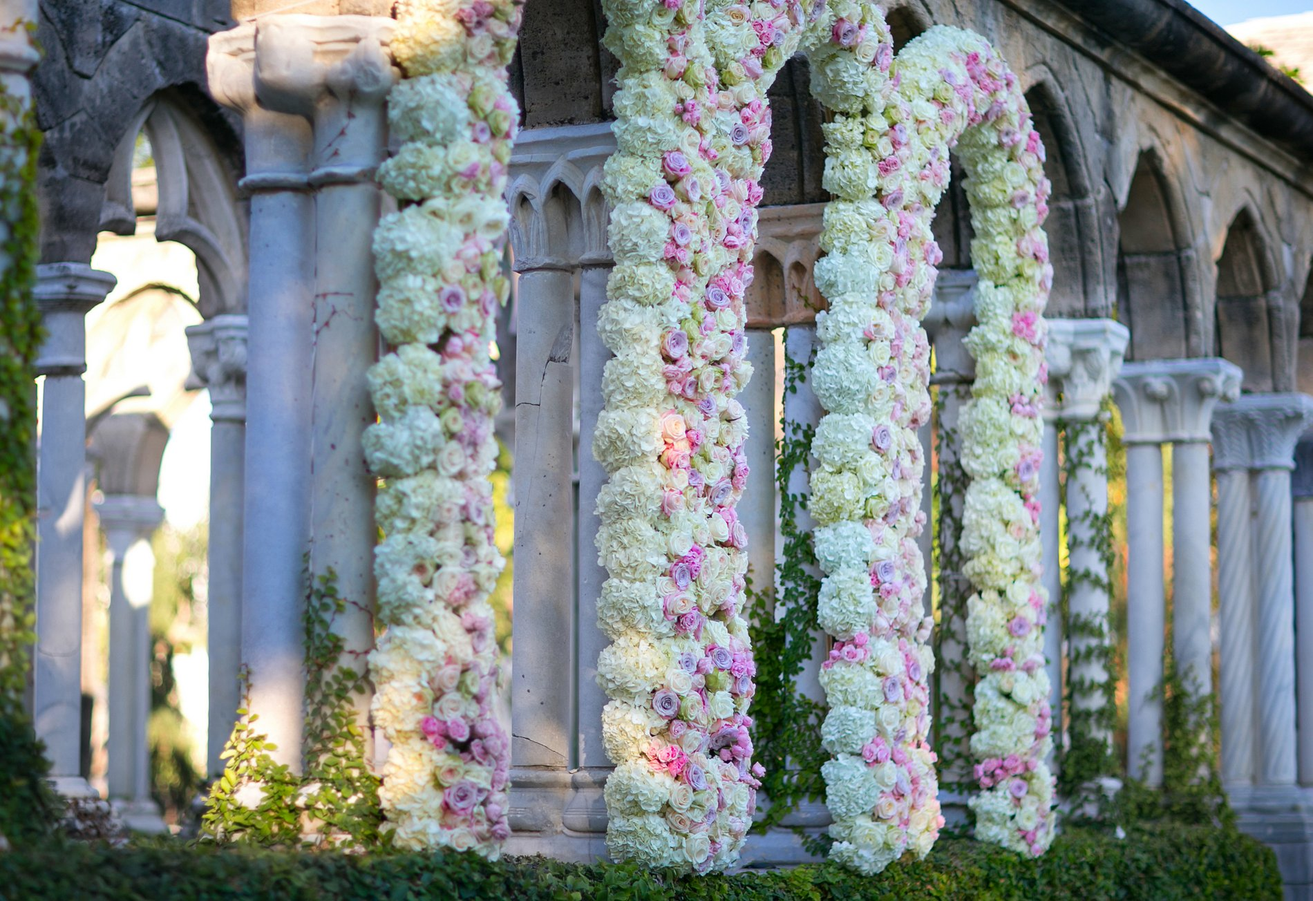The Cloisters Best Wedding Pictures