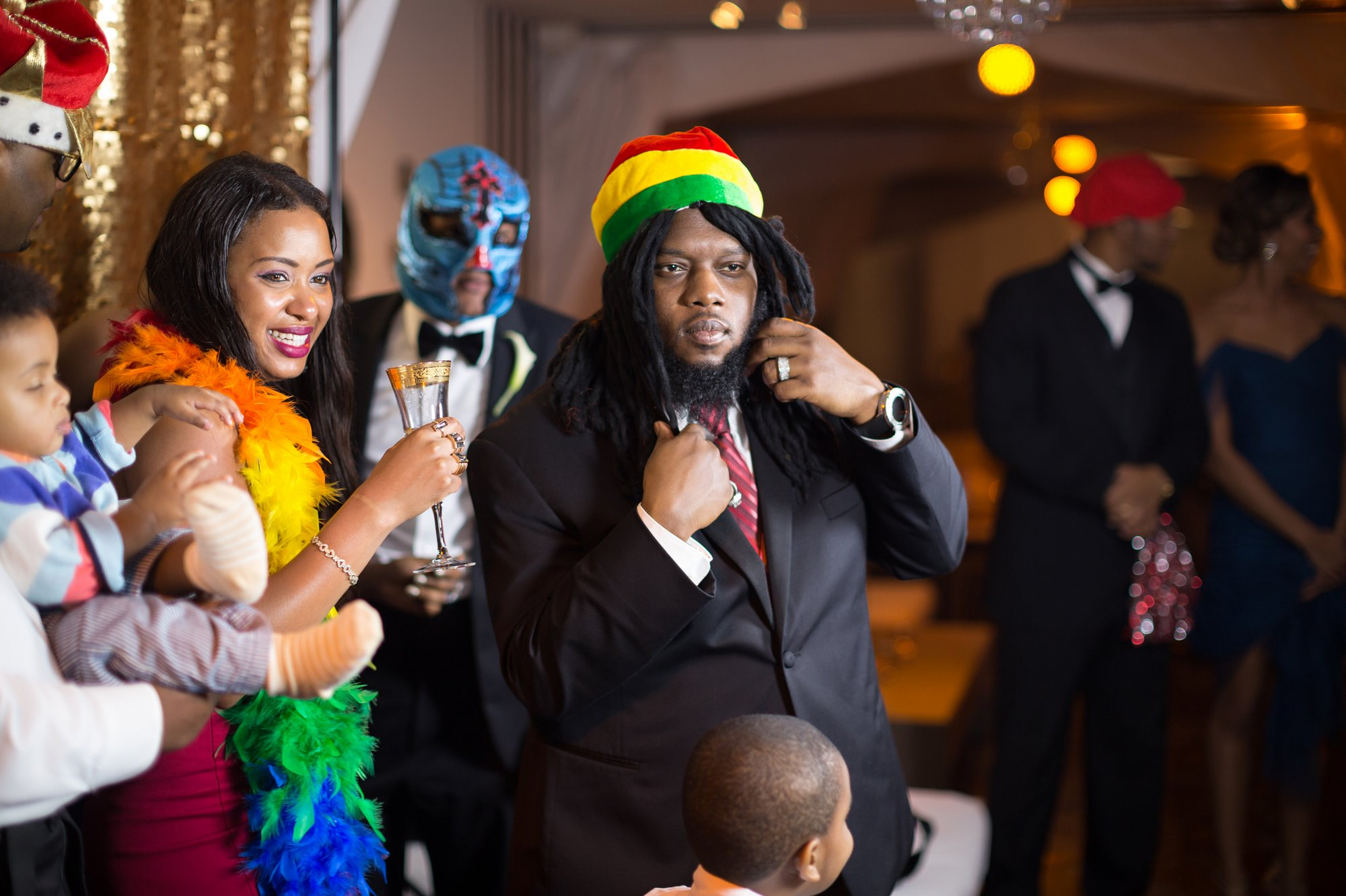 african american wedding in miami