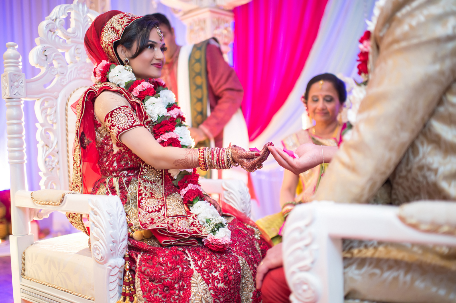 editorial indian wedding photos
