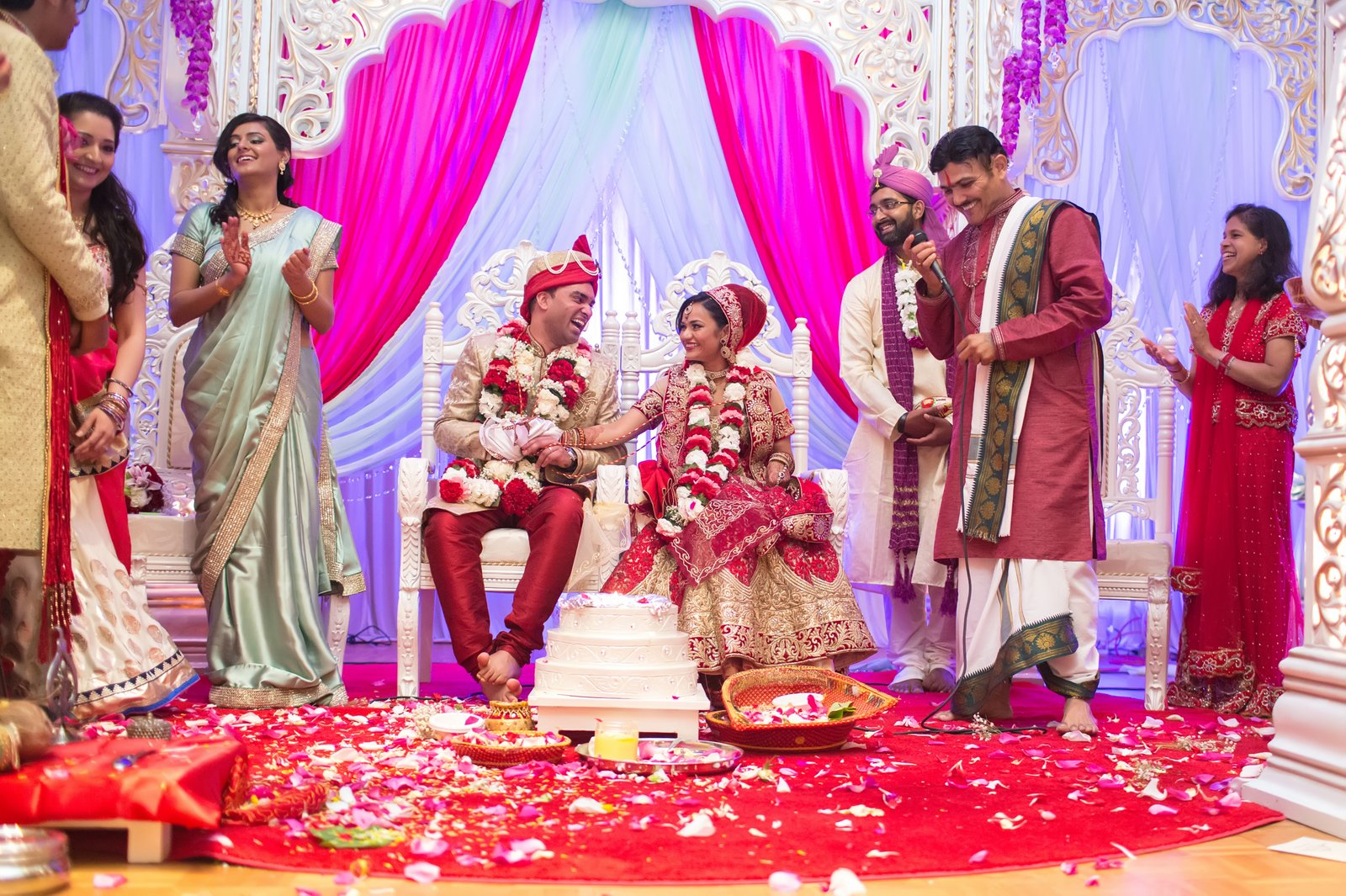 indian wedding decor photos