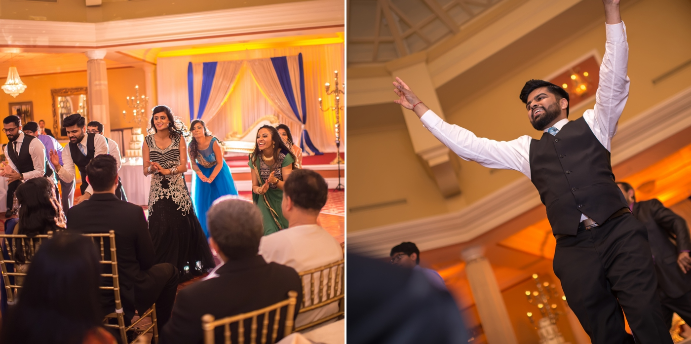 indian wedding reception photos safety harbor