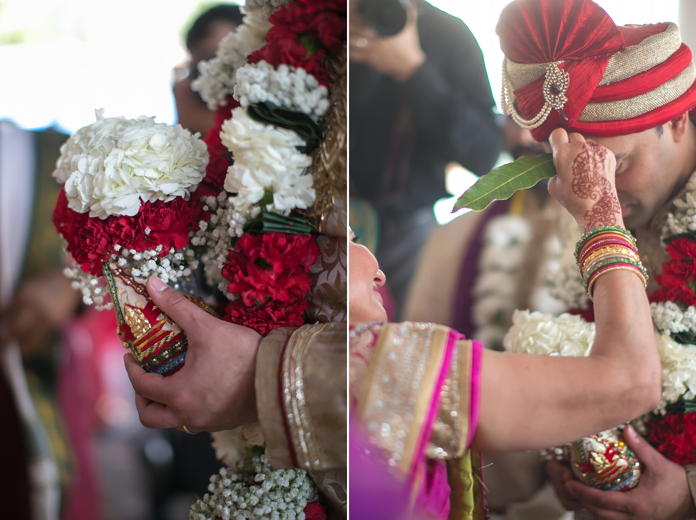 hindu wedding ceremony photos