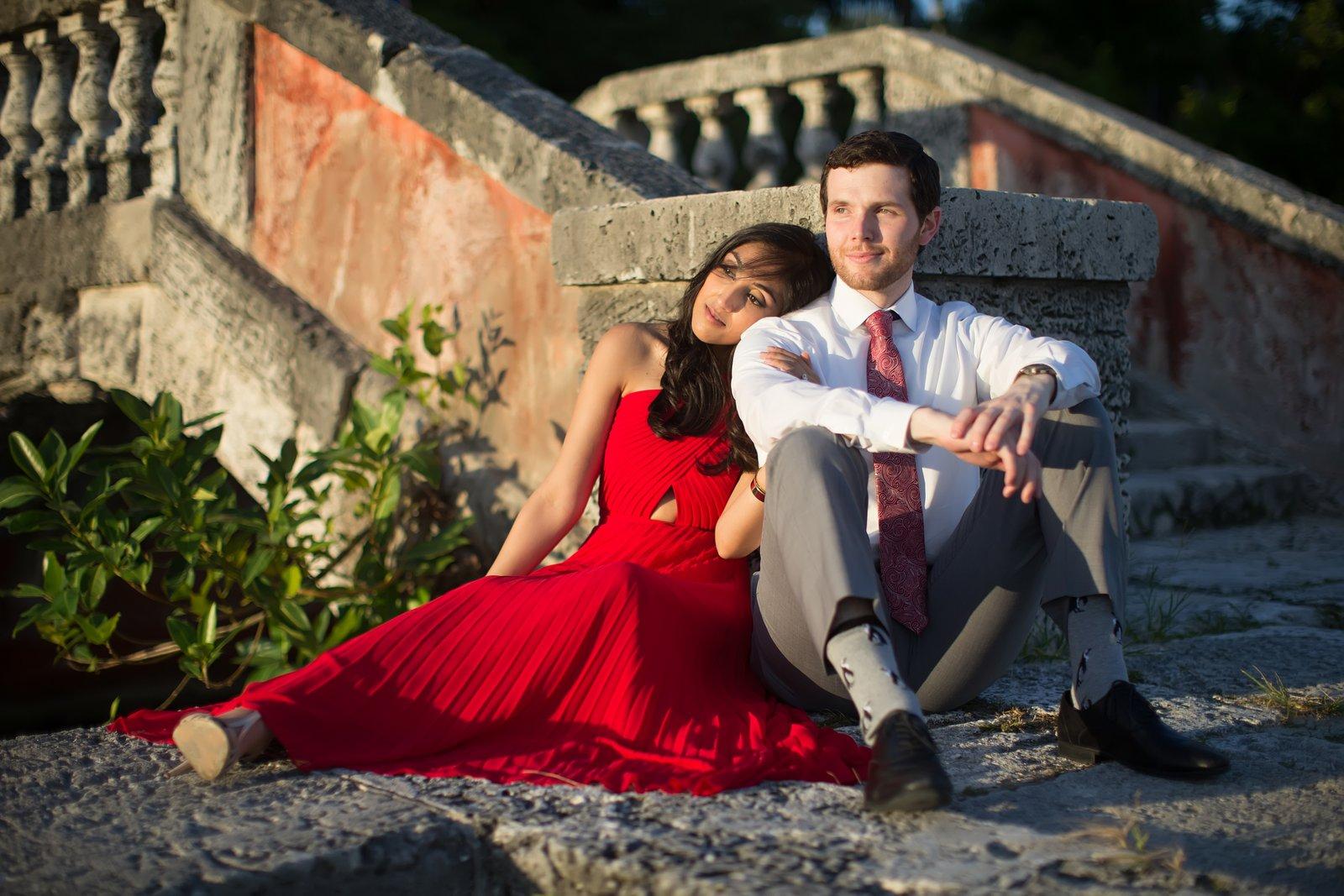 miami egagement wedding photos